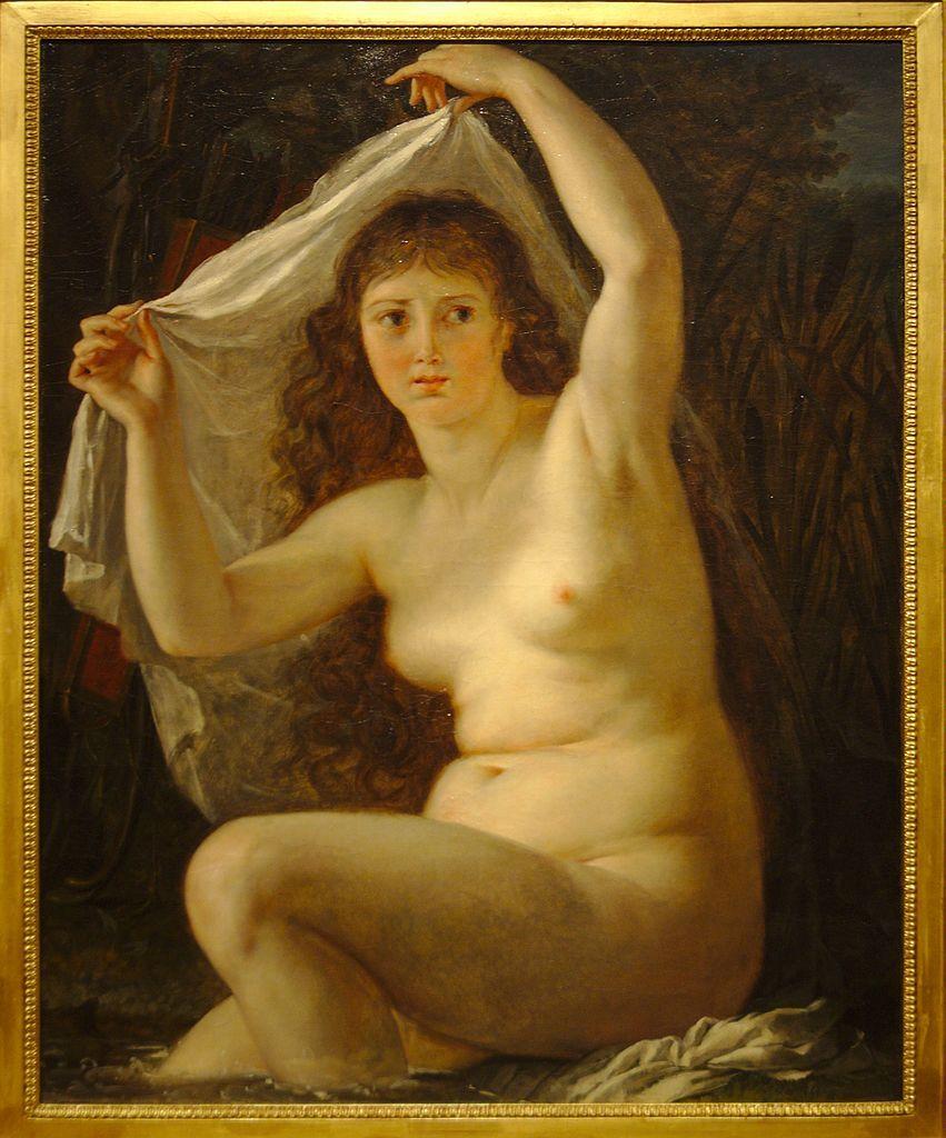 Le corps féminin au cours du temps