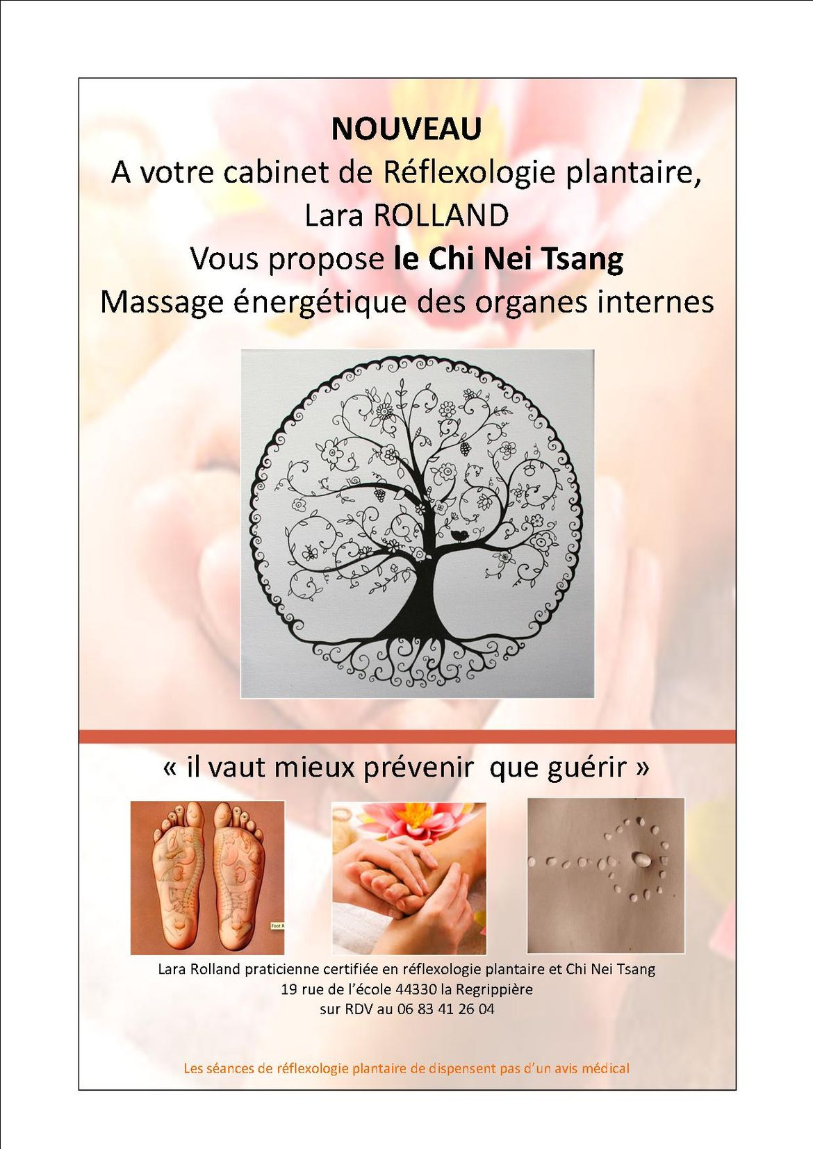 "Travailler l'énergie interne des organes"""